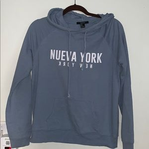 Forever 21 Hoodie size M women's
